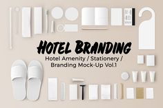 This is a collection of best hotel mockup psd for the branding of hotel. You can place design on hotel stationary, cards, key, towel and slippers. Hotel Branding, Restaurant Branding, Branding Design, Business Card Logo, Business Brochure, Casa Hotel, Hotel Motel, Hotel Card, Stickers Design