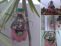 Fairy made from watch parts   Enhance a child's fairy garden with this beautiful idea using a soft ...