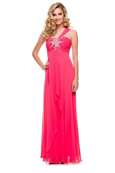 Prom Dress NX2816 one Shoulder Neckline