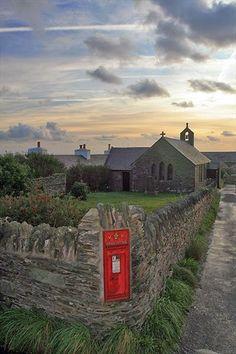 Cregneash, Isle of Man
