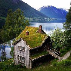 Fjord living (: @turidby)
