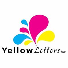 Many Images Of Handwritten Yellow Letters Are Available At