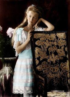 Olga Nikolaievna Romanov