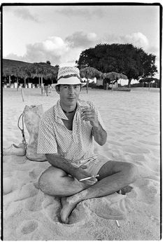 """Sleep late, have fun, get wild, drink whiskey and drive fast on empty streets with nothing in mind but falling in love and not getting arrested.""  Hunter S. Thompson  Photo by Al Satterwhite"