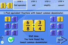 Online Math Games- Common Core Aligned