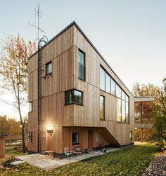 Энергоэффективный дом в Хельсинки