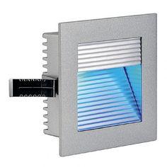 FRAME CURVE LED, blau / LED24-LED Shop