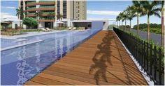 3 Quartos Com Varanda Gourmet - Apartamento com total estrutura de lazer , ótima localização 2 torres , próximo de faculdades e shoppings.