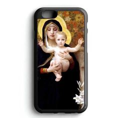 Virgin Marry And Babby Jesus iPhone 7 Case