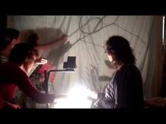 Playing with Shadows at the London School of Puppetry - YouTube