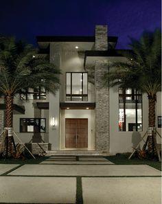Stucco exterior - colors
