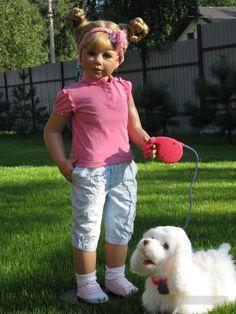 Даффи от Моники Левениг Reborn Toddler Girl, Pretty Baby, Little Girls, Babies, Dolls, Children, Animals, Collection, Baby Dolls