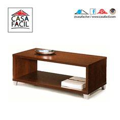 Luce tu sala con elegancia con nuestra mesa de centro modelo Cubo.