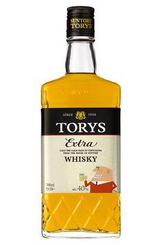 Suntory Torys Extra Whisky