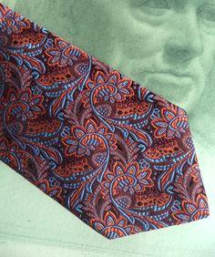 Brooks Brothers 346 Necktie Gorgeous SKINNY by MushkaVintage3