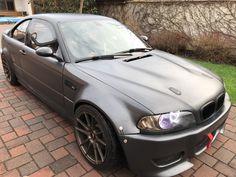 BMW E46 V8 drift car