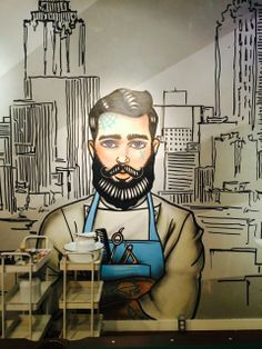 The Shave Barbershop, Atlanta, Poncey-Highland, barber, shop, mens ...