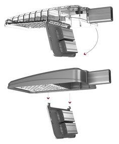 Beacon Products : Products : Area and Roadway : Viper Large