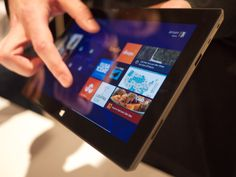 Hands-On With The Microsoft Surface, Inside And Out | TechCrunch
