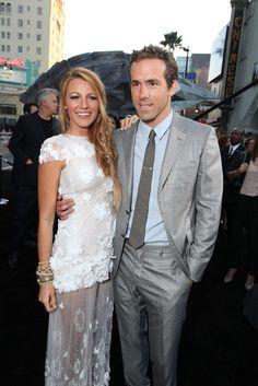 <3 Ryan Reynolds Suit!