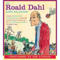 Roald Dahl audio collection