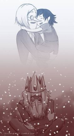Marceline and Simon