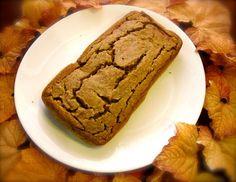 Recipe: Spiced Pumpkin Bread. Gluten-free and Vegan if desired.