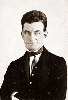 A quick, writing prompt 'Was #JohnBrown - An American Terrorist Or True Patriot? #causesofcivilwar