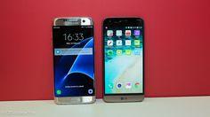 Seis características del LG G5 que no encontrarás en el Samsung Galaxy S7    Aunque el Samsung Galaxy S7 y el LG G5 tienen el mismo procesador  capacidad de RAM y hasta sistema operativo Android este último presenta  ciertas características únicas que lo podrían hacer más atractivo para  algunos usuarios.  El Samsung Galaxy S7 Edge (izquierda) junto al LG G5 (derecha).                                             Sarah Tew/CNET  El Samsung Galaxy S7 (al igual que el Galaxy S7 Edge) y el LG G5…