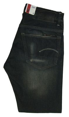 50128 3301 Straight Jean by G-Star Raw Denim.