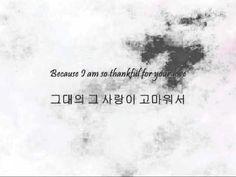 C.N Blue - 고마워요 (Thank You) [Han & Eng]