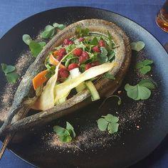 Ein Fisch mit blauen Gräten  #food #foodporn #yum #instafood #yummy #amazing #instagood #photooftheday #sweet #dinner #lunch #breakfast #fresh #tasty #food #delish #delicious #eating #foodpic #foodpics #eat #hungry #foodgasm #hot #foods