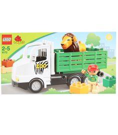 LEGO® DUPLO Zoo Truck | Kiddicare