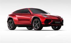 Úrus concept car, Lamborghini