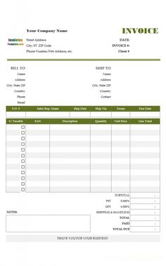 Catering Invoice Template Excel Endearing United Arab Emirates Invoice Template  Jignesh  Pinterest