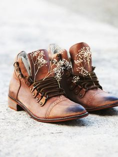 Free People Ventura Hiker Boot at Free People Clothing Boutique, love the styling!