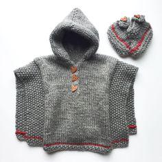 Le poncho de Doro & ses p'tites pattes Creations, Men Sweater, Sweaters, Fashion, Confetti, Knits, Wool, Moda, Fashion Styles
