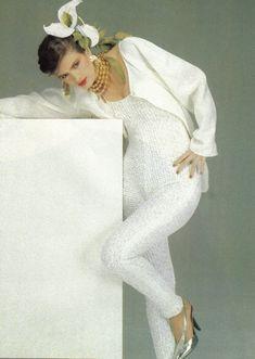 Gia for Christian Dior, 1980