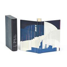 MONTHERLANT Henry de. La Ville dont le prince est un enfant. Paris, Gallimard, 1951. Binding: Germaine de Coster