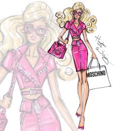'Moschino Barbie' by Hayden Williams