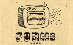 italian for my girlfriend : Forno