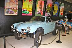 Auto Museum - VW - Karmann Ghia 1969  Flickr