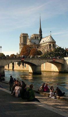 Notre-Dame - Paris, France - Flickr - Photo by r.g-s