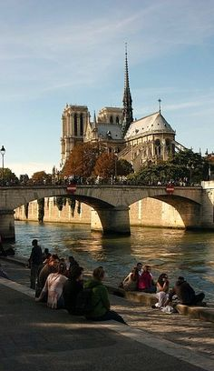 Notre-Dame, Paris, France | Flickr - Photo by r.g-s