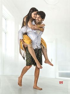 Cute Couple Poses, Couple Photoshoot Poses, Couple Posing, Beautiful Girl Indian, Most Beautiful Indian Actress, Beautiful Women, Movie Couples, Cute Couples, Wedding Couple Poses Photography