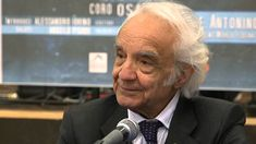 """""""PERCHE' CREDO IN COLUI CHE HA FATTO IL MONDO"""" - prof. Antonino Zichichi"""
