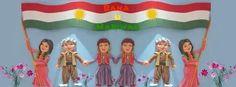 We are living undr your shine ♥♡our Kurdistan flag♥♡