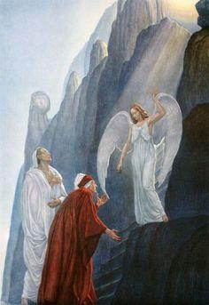 Nattini purgatory canto XII