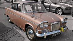 Humber Cars and Autos Retro Cars, Vintage Cars, Antique Cars, Classic Cars British, British Car, Classic Auto, Automobile, Cars Uk, Vintage Classics