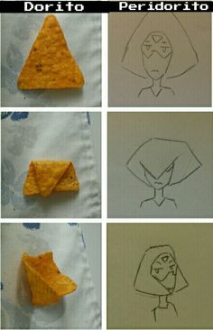 """""""I got this idea while eating doritos. Steven Universe Theories, Lapis And Peridot, Star Vs The Forces Of Evil, Force Of Evil, Best Shows Ever, Fandoms, Fan Art, Cartoons, Drawing"""